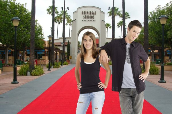 Universal Studios Red Carpet